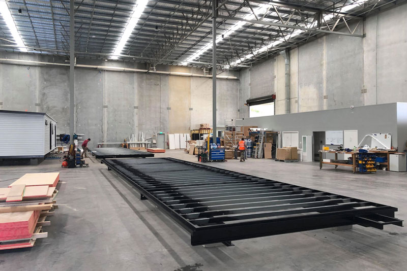 Modular home-based getting fabricated in the factory