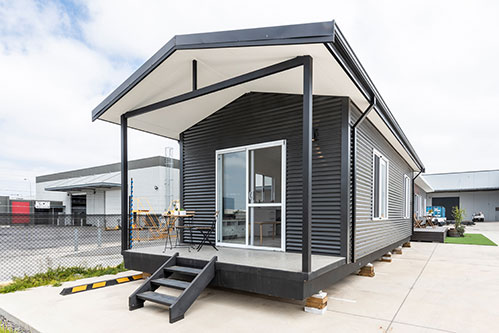 Modular Housing exterior's offer great design